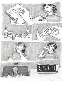 La Cauchemar Storyboard