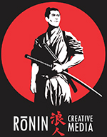Rōnin Creative Media Logo